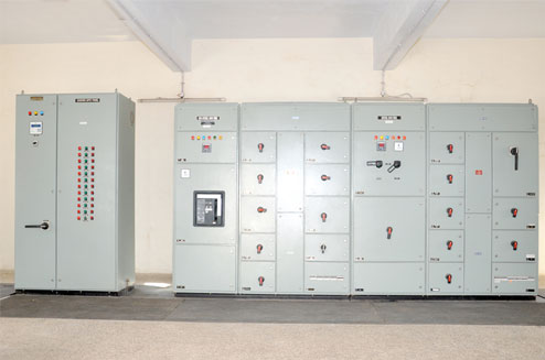 Utilities Electric Panel Picture